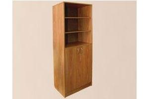 Шкаф со стеклянными дверками - Мебельная фабрика «Мартис Ком»