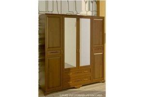 Шкаф Соната 4 - Мебельная фабрика «Верба-Мебель»