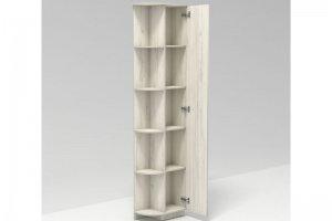 Шкаф стеллаж торцевой - Мебельная фабрика «Форс»