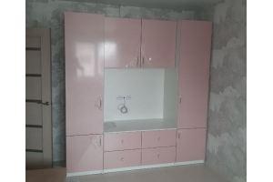 Шкаф стенка в детскую 20 4 - Мебельная фабрика «Святогор Мебель»