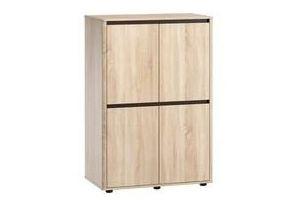 Шкаф Тампере-4-132 - Мебельная фабрика «Woodcraft»