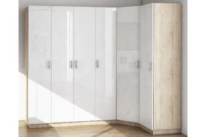 Шкаф угловой Техас - Мебельная фабрика «Д.А.Р. Мебель»