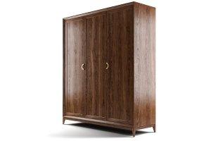 Шкаф Тоскана  3-х створчатый W6003/W - Мебельная фабрика «NEXTFORM»