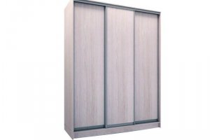 Шкаф трехдверный без зеркал - Мебельная фабрика «Хомма»