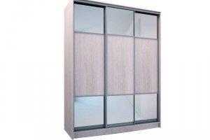 Шкаф трехдверный комби 2 - Мебельная фабрика «Хомма»