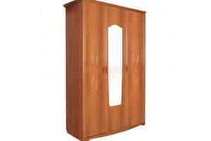 Шкаф трехдверный Маргарита  - Мебельная фабрика «Даурия»