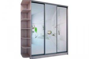 Шкаф трехдверный с полкой - Мебельная фабрика «Хомма»