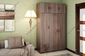 Шкаф трехстворчатый - Мебельная фабрика «Пеликан»