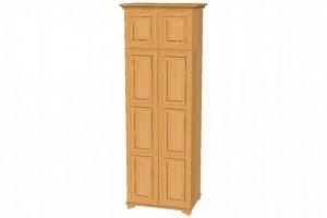 Шкаф трехстворчатый с артресолью - Мебельная фабрика «Упоровская мебельная фабрика»