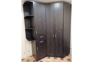 Шкаф угловой 18 0146 - Мебельная фабрика «Святогор Мебель»