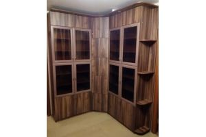 Шкаф угловой 19 04 - Мебельная фабрика «Святогор Мебель»