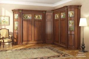Шкаф угловой с системой Living Base - Мебельная фабрика «Молчанов»