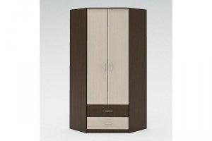 Шкаф угловой 950 с 2 ящиками - Мебельная фабрика «НКМ»