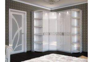 Шкаф угловой Белла ОКМ - Мебельная фабрика «OKMebell»