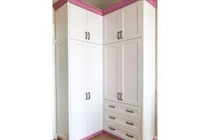 Шкаф угловой для детской комнаты - Мебельная фабрика «Вестра»