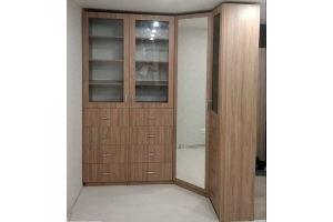 Шкаф угловой ЛДСП - Мебельная фабрика «Фактура-Мебель»