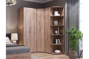 Шкаф угловой Монако - Мебельная фабрика «Глазовская мебельная фабрика»