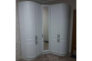 Шкаф угловой радиусный - Мебельная фабрика «Вся Мебель»