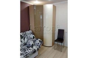 Шкаф угловой радиусный w170920 - Мебельная фабрика «Астрон»