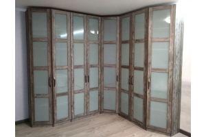 Шкаф угловой распашной - Мебельная фабрика «Красивый Дом»