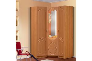 Шкаф угловой распашной Диана 3 - Мебельная фабрика «СКИФ»