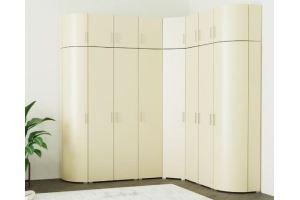 Шкаф угловой распашной Сицилия - Мебельная фабрика «IRIS»