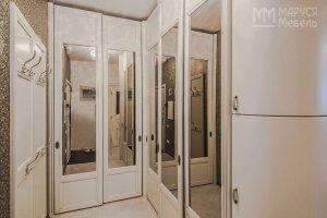Прихожая угловая с зеркалами - Мебельная фабрика «Маруся Мебель»