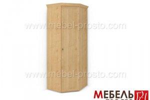 Шкаф угловой - Шкаф Витраж -3 - Мебельная фабрика «МЕБЕЛЬ ПРОСТО»