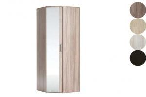 Шкаф угловой ШВ991 с зеркалом - Мебельная фабрика «Эльба-Мебель»