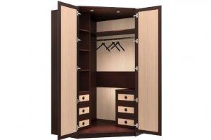 Шкаф угловой У 3 ОКМ - Мебельная фабрика «OKMebell»