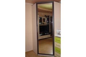 Шкаф угловой в комнату - Мебельная фабрика «Мебельные Решения»