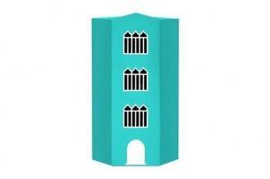Шкаф угловой Венеция - Мебельная фабрика «Мандарин»