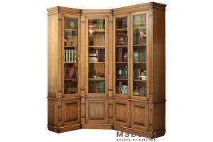 Шкаф угловой Верди Люкс 24 - Мебельная фабрика «МЭБЕЛИ»