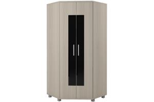 Шкаф угловой распашной Ультра 3 - Мебельная фабрика «Аквилон»