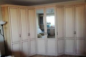 Шкаф в детскую комнату 19 18 - Мебельная фабрика «Святогор Мебель»