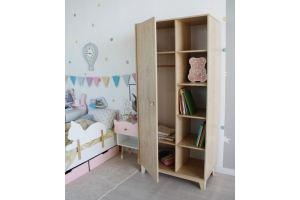 Шкаф в детскую Остин на ножках - Мебельная фабрика «Лилель»