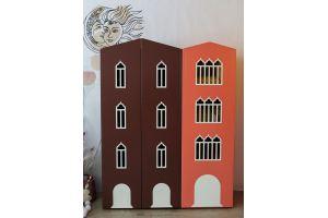 Шкаф в детскую Венеция  - Мебельная фабрика «Мандарин»