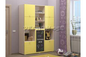 Шкаф в детскую Юниор 11 - Мебельная фабрика «Регион 058»