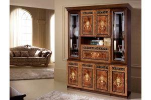 Шкаф в гостиную Карина 3 1 - Мебельная фабрика «Ярцево»