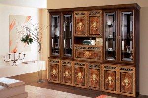 Шкаф в гостиную Карина 3 3 - Мебельная фабрика «Ярцево»