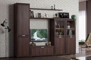 Шкаф в гостиную комбинированный Регата 1 - Мебельная фабрика «Калинковичский мебельный комбинат»