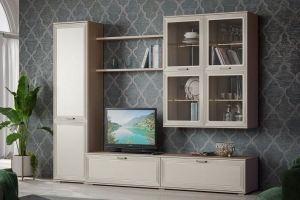 Шкаф в гостиную комбинированный Регата 2 - Мебельная фабрика «Калинковичский мебельный комбинат»