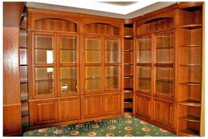 Шкаф в кабинет - Мебельная фабрика «Мебель Продакшн»