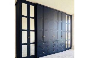 Шкаф в классическом стиле - Мебельная фабрика «Люкс-С»