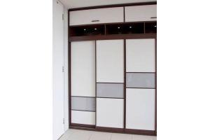 Шкаф-купе в прихожую PR 003 - Мебельная фабрика «Мебель и Я»