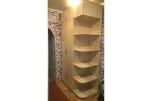 Шкаф в прихожую с антресолю - Мебельная фабрика «Народная мебель»