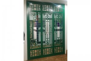 Шкаф в прихожую с вентилятором R013 - Мебельная фабрика «Blessed-Home»