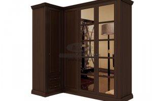 Шкаф в прихожую серия моцарт ПМ4 - Мебельная фабрика «ALDO»