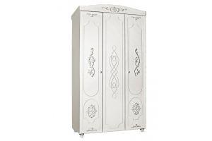 Шкаф в спальню ШК-43 Барокко - Мебельная фабрика «Мебельный двор»