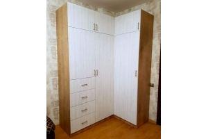 Шкаф в спальню угловой - Мебельная фабрика «Елиза»